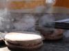 Cottura del chiodo di maiale nel testo