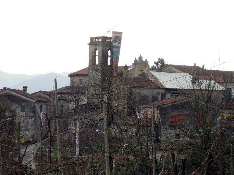 La calza dal campanile di Quercia
